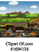 Zoo Clipart #1694128 by Graphics RF