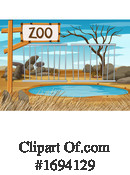 Zoo Clipart #1694129 by Graphics RF