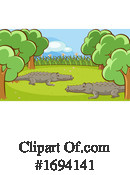 Zoo Clipart #1694141 by Graphics RF