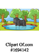 Zoo Clipart #1694142 by Graphics RF