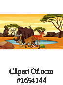 Zoo Clipart #1694144 by Graphics RF