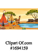 Zoo Clipart #1694159 by Graphics RF