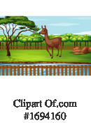 Zoo Clipart #1694160 by Graphics RF