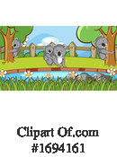 Zoo Clipart #1694161 by Graphics RF