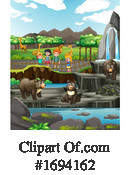 Zoo Clipart #1694162 by Graphics RF