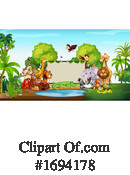 Zoo Clipart #1694178 by Graphics RF