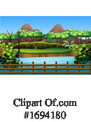 Zoo Clipart #1694180 by Graphics RF