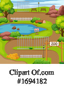 Zoo Clipart #1694182 by Graphics RF