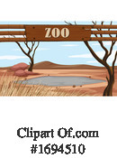 Zoo Clipart #1694510 by Graphics RF