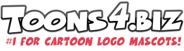Toons4.biz - #1 for Cartoon Logo Mascots!