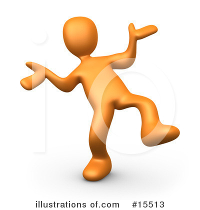 Dancing Clipart #15513 by 3poD