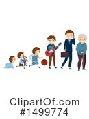Aging Clipart #1499774 by BNP Design Studio