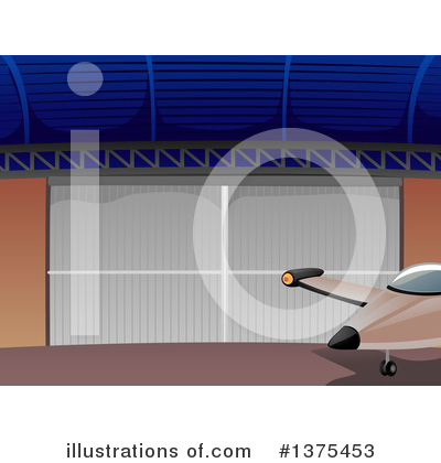 Airplane Clipart #1375453 by BNP Design Studio