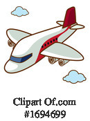 Airplane Clipart #1694699 by Graphics RF