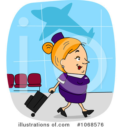 Airport Clipart #1068576 by BNP Design Studio