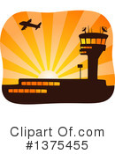 Airport Clipart #1375455 by BNP Design Studio