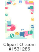 Airport Clipart #1531286 by BNP Design Studio