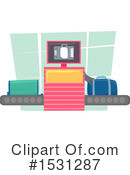 Airport Clipart #1531287 by BNP Design Studio