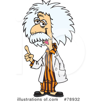 albert einstein clipart 78932 illustration by dennis holmes designs rh illustrationsof com Quotes From Albert Einstein albert einstein clipart free