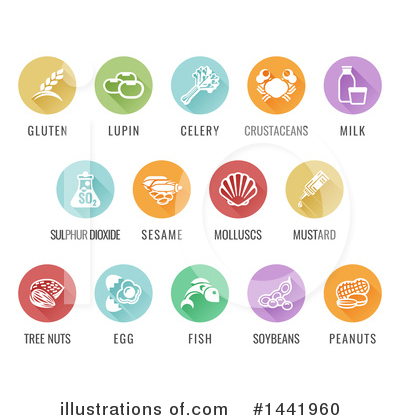 Allergy Clipart #1441960 by AtStockIllustration