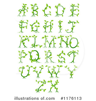 Letter Q Clipart #1176113 by AtStockIllustration