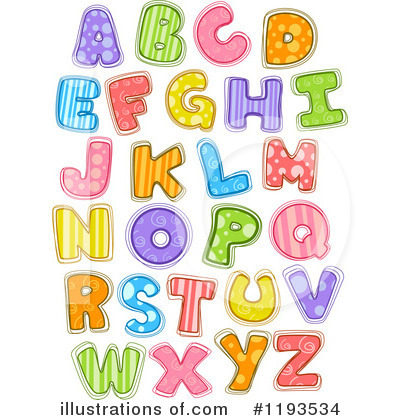 alphabet clipart 1193534 illustration by bnp design studio rh illustrationsof com free alphabet clip art free alphabet clip art letters