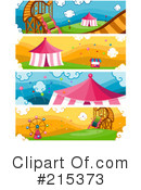 Amusement Park Clipart #215373 by BNP Design Studio