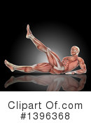 Anatomy Clipart #1396368 by KJ Pargeter