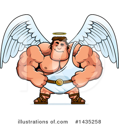 Guardian Angel Clipart #1435258 by Cory Thoman