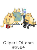 Animal Clipart #6324 by djart