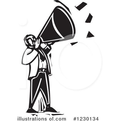 Announcement Clipart #1230134 - Illustration by xunantunich