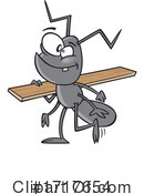 Ant Clipart #1717654 by toonaday
