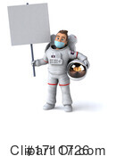Astronaut Clipart #1711726 by Julos