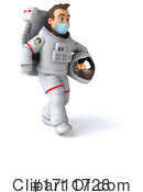 Astronaut Clipart #1711728 by Julos