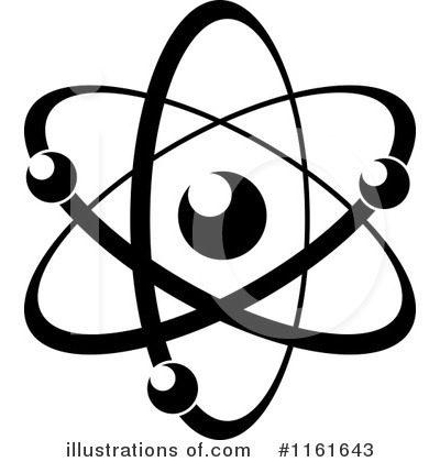 atom clipart 1161643 illustration by vector tradition sm rh illustrationsof com atom clipart free atom clipart black and white