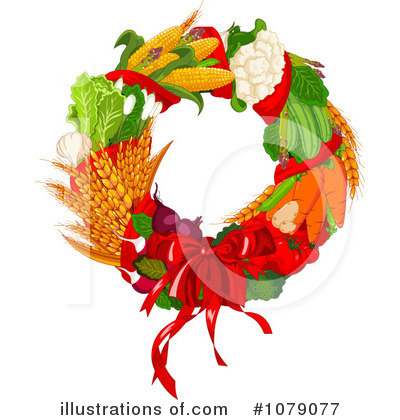 Thanksgiving Clipart #1079077 by Pushkin