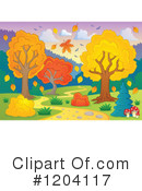Autumn Clipart #1204117 by visekart