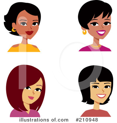 Businesswomen Clipart #210948 by Monica