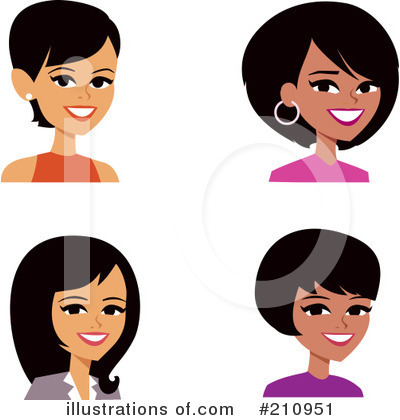 Businesswomen Clipart #210951 by Monica