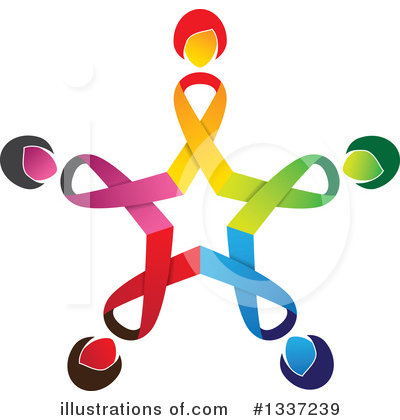 Awareness Ribbon Clipart #1337239 by ColorMagic