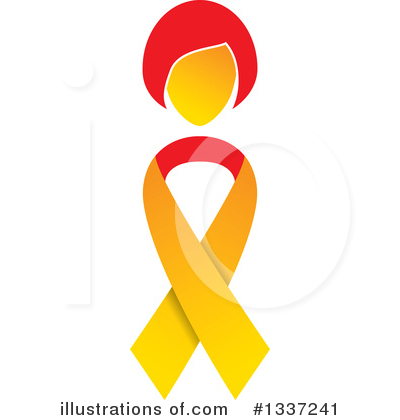 Awareness Ribbon Clipart #1337241 by ColorMagic