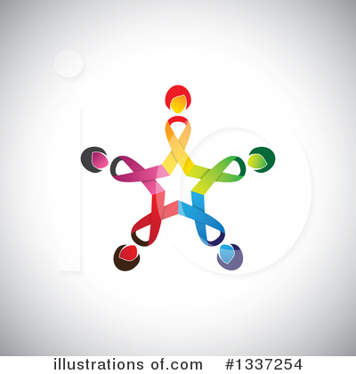 Awareness Ribbon Clipart #1337254 by ColorMagic