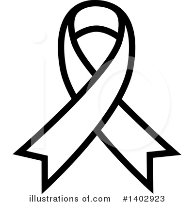 Awareness Ribbon Clipart #1402923 by ColorMagic