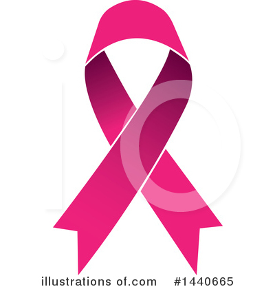Royalty-Free (RF) Awareness Ribbon Clipart Illustration by ColorMagic - Stock Sample #1440665
