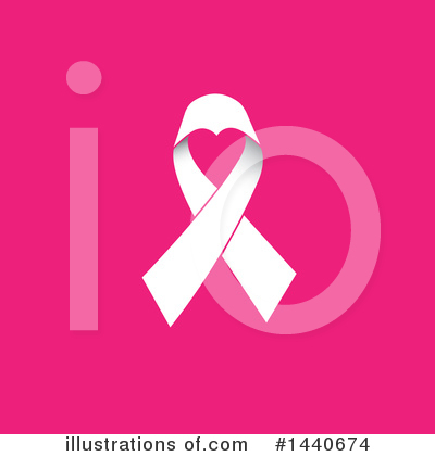 Breast Cancer Clipart #1440674 by ColorMagic