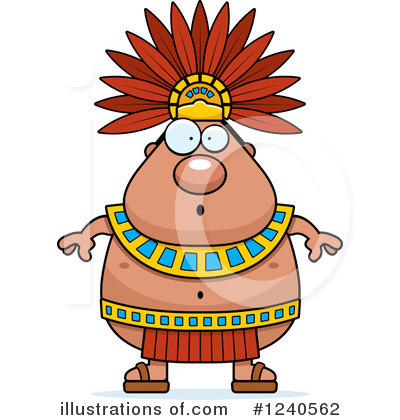 aztec clipart 1240562 illustration by cory thoman rh illustrationsof com aztec clipart borders aztec clipart black and white