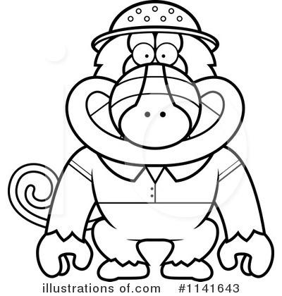 Baboon Clipart 1141643