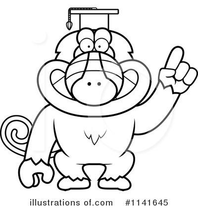 Baboon Clipart 1141645