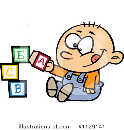 Boy Clipart #1129141 by toonaday