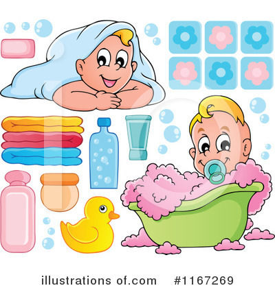 Hygiene Clipart #1167269 by visekart